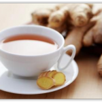 Thé de gingembre  en poudre