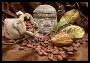 Cacao Nourriture des Dieux