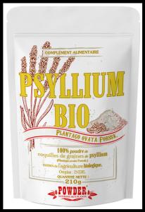 Acheter Psyllium blond bio