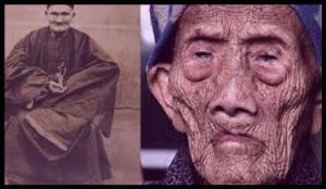 Légende de Li Ching-Yuen