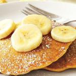 Recette du pancake à la banane sans oeufs enrichi en protéines