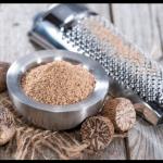 Noix de muscade nutrition & valeur nutritive