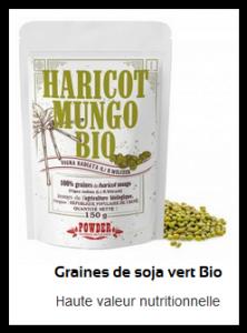 Graines de Soja vert Bio Anastore