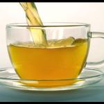Thé d'anis vert
