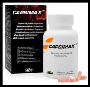 Capsimax, extrait de piment