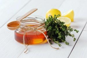 Sirop pour la toux Miel et Thym