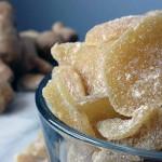 Comment préparer du gingembre confit sans sucre blanc ?