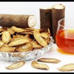 Tisane, thé, infusion à la racine de Bardane