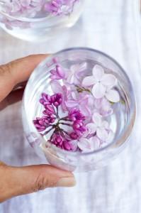 Eau florale de lilas