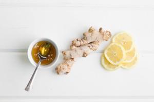 Limonade Miel Citron Gingembre