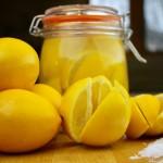 Citrons confits lacto-fermentés