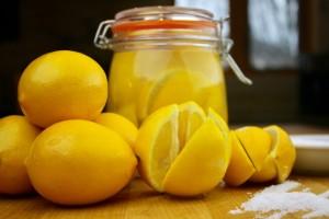 Citrons lacto-fermentés