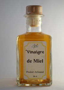 Vinaigre de Miel artisanal