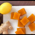 Gommes Citron/Gingembre